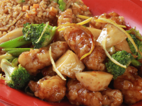 SWEET ORANGE CHICKEN