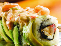 AVOCADO GRILL ROLL*